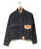 LEVIS(リーバイス)の古着「復刻Type-2nd Jacket」 インディゴ