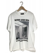 ()の古着「WDS PHOTO T-SHIRT」|ホワイト