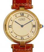 Cartier(カルティエ)の古着「マスト ヴァンドーム ヴェルメイユ」