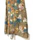 中古・古着 Ys (ワイズ) [OLD]ロングスカート マルチカラー サイズ:1 ボタニカル柄:5800円