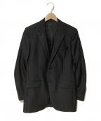 GIVENCHY()の古着「ウールブレンドタキシード」 ブラック