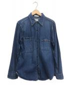 BIG YANK(ビッグヤンク)の古着「デニムシャツ」|インディゴ