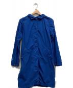 THE NORTH FACE(ザノースフェイス)の古着「ジャーニーズテック インディゴコート」 ブルー