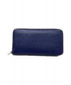 ()の古着「長財布」|ネイビー