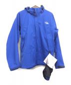 POLE WARDS(ポールワーズ)の古着「レインシェルジャケット」|ブルー