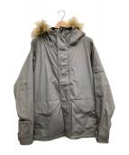 X-LARGE(エクストララージ)の古着「ミリタリーコート」|グレー