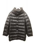 HERNO(ヘルノ)の古着「ダウンコート」|ブラック