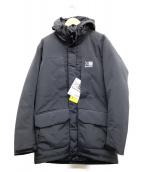 Karrimor(カリマ)の古着「グローバルダウンコート」 ブラック