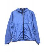 CAPE HEIGHTS(ケープハイツ)の古着「ナイロンジャケット」|ブルー