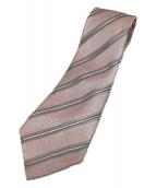 ()の古着「ネクタイ」 ピンク