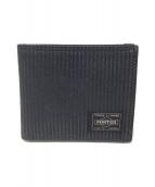()の古着「ドローイング財布」|ブラック