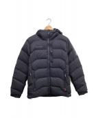 MAMMUT(マムート)の古着「エクセロンイン・フーテッドジャケット」|ブラック