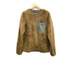 Patagonia(パタゴニア)の古着「ロスガストクルー」|ブラウン