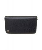 GUCCI(グッチ)の古着「長財布」|ブラック