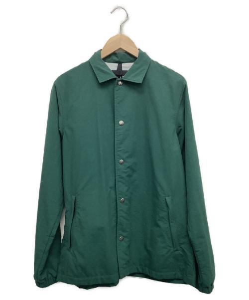 THE NORTH FACE(ザノースフェイス)THE NORTH FACE (ザノースフェイス) コーチジャケット グリーン サイズ:M 春物の古着・服飾アイテム