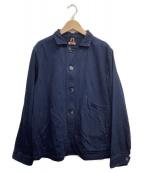 KAPITAL(キャピタル)の古着「リンゴマンカバーオール」|インディゴ
