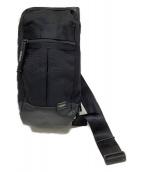 PORTER(ポーター)の古着「スリングショルダーバッグ」|ブラック
