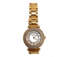 Folli Follie(フォリフォリ)の古着「腕時計」|ホワイト