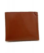 ()の古着「2つ折り財布」|ブラウン
