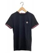 MONCLER(モンクレール)の古着「Tシャツ」|ブラック