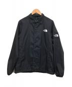 THE NORTH FACE(ザノースフェイス)の古着「コーチジャケット」|ブラック