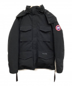 CANADA GOOSE()の古着「KAMLOOPS 4078JM」|ブラック