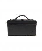CASTELBAJAC(カステルバジャック)の古着「セカンドバッグ」|ブラック