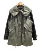 COACH(コーチ)の古着「ジャケット」|オリーブ×ブラック