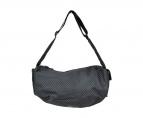 HEAD PORTER(ヘッドポータ)の古着「ショルダーバッグ」|ブラック
