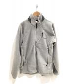 ()の古着「フリースジャケット」|グレー