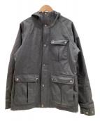 ()の古着「マウンテンジャケット」|ブラック