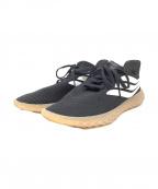 adidas(アディダス)の古着「スニーカー」|ブラック
