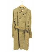 Traditional Weatherwear(トラディショナル ウェザーウェア)の古着「リネントレンチコート」