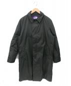 THE NORTHFACE PURPLELABEL(ノースフェイス パープルレーベル)の古着「ステンカラーコート」 ブラック