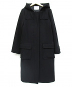 MAISON DE REEFUR(メゾン ド リーファー)の古着「メルトンコート」|ブラック