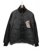 GOLDWIN(ゴールドウィン)の古着「中綿ジャケット」|ブラック