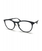 RAY-BAN(レイバン)の古着「伊達眼鏡」|ブラック