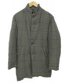 HARE(ハレ)の古着「ダウンコート」|グレー