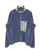 Patagonia()の古着「フリースジャケット」|ブルー