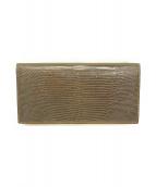 GANZO(ガンゾ)の古着「長財布」|ブラウン