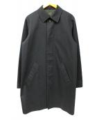 A.P.C(アーペーセー)の古着「ステンカラーコート」|ネイビー