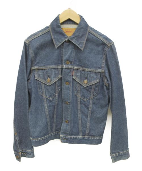 LEVIS(リーバイス)LEVIS (リーバイス) 4thタイプデニムジャケット インディゴ サイズ:36の古着・服飾アイテム