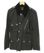 JELADO(ジェラード)の古着「ハンティングジャケット」 ブラック