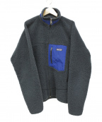 Patagonia()の古着「クラシックレトロXジャケット」|ネイビー