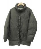 mont-bell(モンベル)の古着「トラベルダウンコート」 ブラック