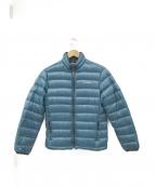 Berghaus(バーグハウス)の古着「ダウンジャケット」|ブルー