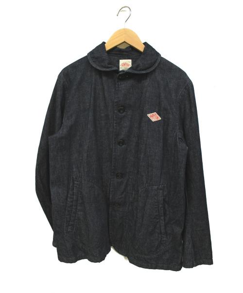 DANTON(ダントン)DANTON (ダントン) ジャケット ネイビー サイズ:40 春秋物の古着・服飾アイテム