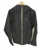MILLET(ミレー)の古着「ナイロンジャケット」|ブラック