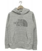 THE NORTH FACE(ザノースフェイス)の古着「スウェットパーカー」|グレー