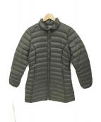 Patagonia(パタゴニア)の古着「フィオナパーカーダウンコート」|ブラック